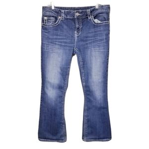 Warehouse One Contour Boot Jeans